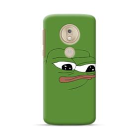 Sad Pepe frog Motorola Moto G7 Play Case