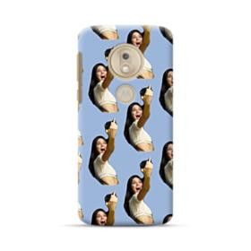 Kendall Jenner funny  Motorola Moto G7 Play Case