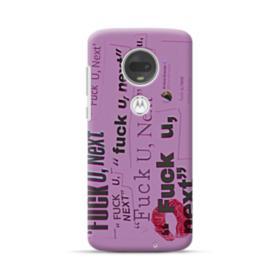 Thank U, Next Ariana Grande Motorola Moto G7 Plus Case