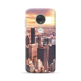 New York Skyline Motorola Moto G7 Plus Case