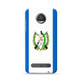 Flag of Guatemala Motorola Moto Z3 Case