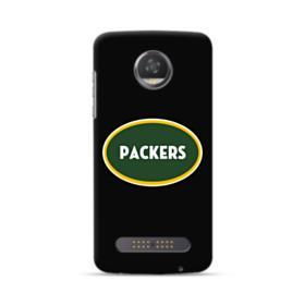 Packers Logo Oval Motorola Moto Z3 Case