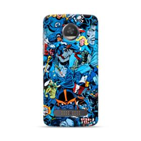 Marvel Superheroes Motorola Moto Z3 Case