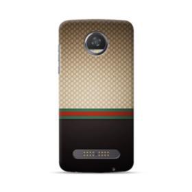 Gucci Pattern Motorola Moto Z3 Play Case