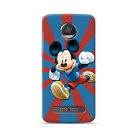 Happy Mickey Mouse Motorola Moto Z3 Play Case