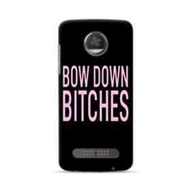 Bow Down Bitches Motorola Moto Z3 Play Case