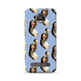Kendall Jenner funny  Motorola Moto Z3 Play Case