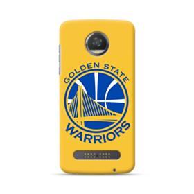 Golden State Warriors Yellow Motorola Moto Z3 Play Case