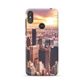 New York Skyline Motorola One Case