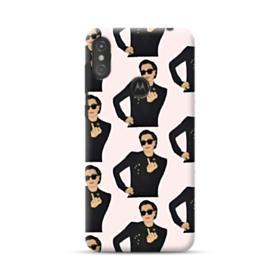 Kris Jenner middle finger meme Motorola One Case
