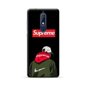 Supreme x Nike Hoodie Nokia 5.1 Case