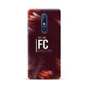 FC Barcelona EST 1899 Nokia 5.1 Case