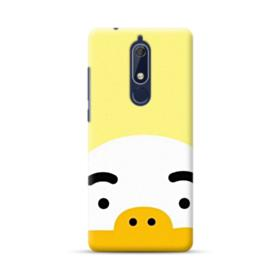 Funny Lovely Pig Face Nokia 5.1 Case