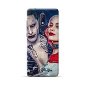 Harley Quinn And Joker Nokia 5.1 Case