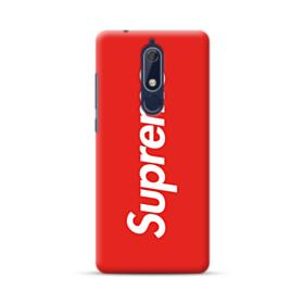Red Supreme Nokia 5.1 Case