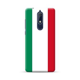Flag of Hungary Vertical Nokia 5.1 Case