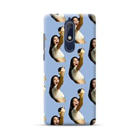 Kendall Jenner funny  Nokia 5.1 Case