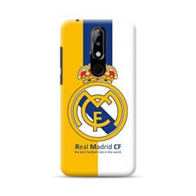 Real Madrid Team Logo Colors Nokia 5.1 Plus Case