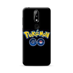 Pokemon Go Logo Nokia 5.1 Plus Case