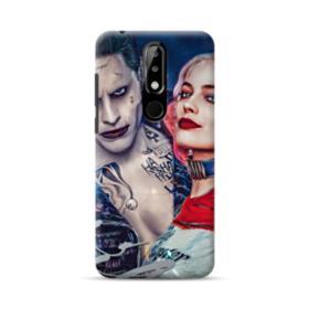 Harley Quinn And Joker Nokia 5.1 Plus Case