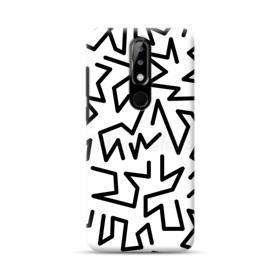 90s Pattern Nokia 5.1 Plus Case
