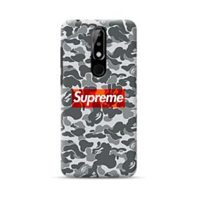 Bape x Supreme Nokia 5.1 Plus Case