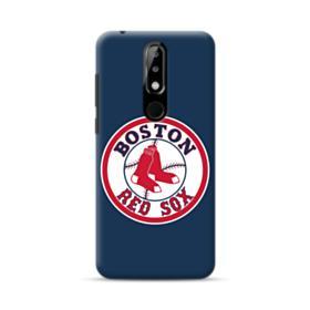 Boston Red Sox Logo Nokia 5.1 Plus Case