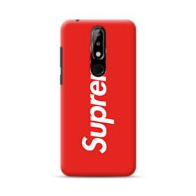Red Supreme Nokia 5.1 Plus Case