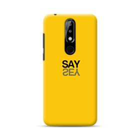 Say Yes Nokia 5.1 Plus Case