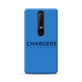 Los Angeles Chargers Logo Blue Nokia 6.1 Case