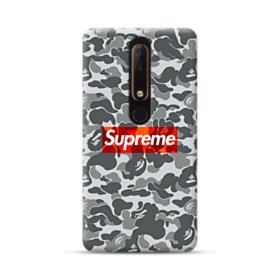 Bape x Supreme Nokia 6.1 Case