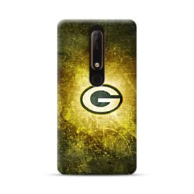 Green Bay Packers Sparks Nokia 6.1 Case