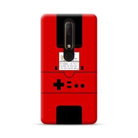 Pokedex Vintage Nokia 6.1 Case