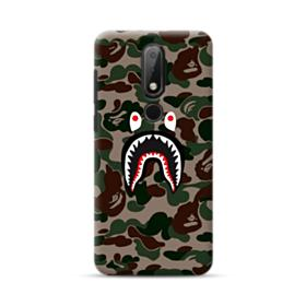 Bape shark camo print Nokia 6.1 Plus Case