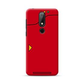 Pokedex Nokia 6.1 Plus Case