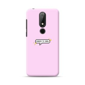 Daddy's Girl Quote Nokia 6.1 Plus Case