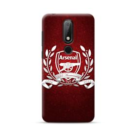Arsenal Football Club Emblem Nokia 6.1 Plus Case