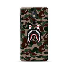 Bape shark camo print Nokia 7 Case