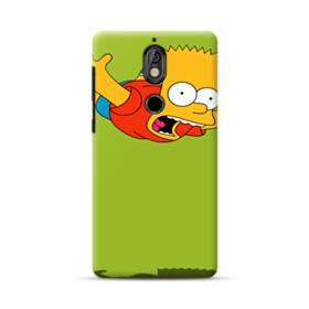 Bart in the air Nokia 7 Case