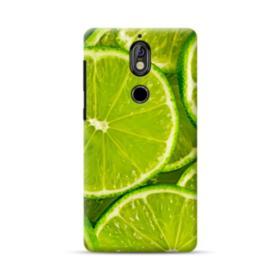 Green Lemon Nokia 7 Case