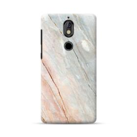 Pink marble Nokia 7 Case