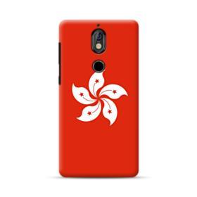 Hong Kong Flag Nokia 7 Case