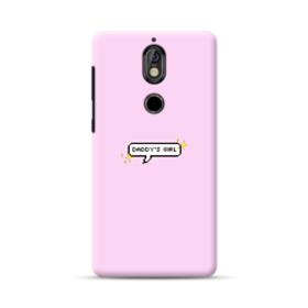 Daddy's Girl Quote Nokia 7 Case