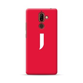 Initial J Icon Nokia 7 Plus Case