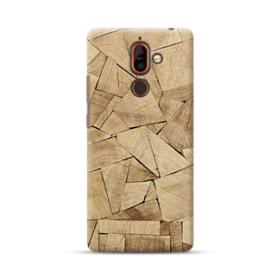Wood Like Nokia 7 Plus Case