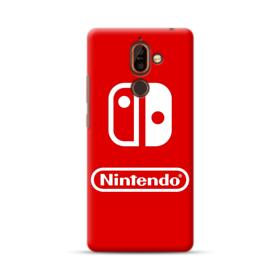 Nintendo Switch Logo Design Nokia 7 Plus Case