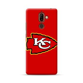 Kansas City Chiefs Red Logo Nokia 7 Plus Case