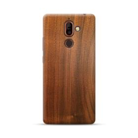 Red Oak Wood Nokia 7 Plus Case