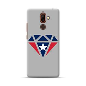 Diamond Star Nokia 7 Plus Case