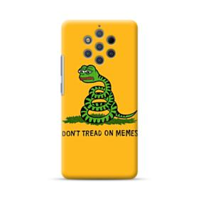 Pepe the frog don't tread on memes Nokia 9 PureView Case